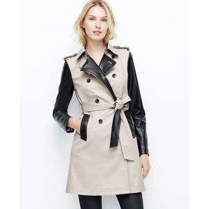 Ann Taylor Edgy Trench